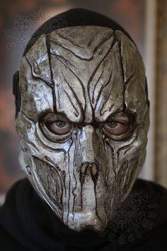 Death Mask by SatanaelArt on Etsy, $80.00