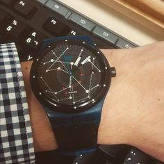 Swatch SISTEM BLUE ©anselo_packeco