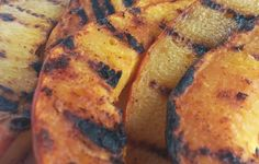 Add a little flavor to dinner with grilled pumpkin slices. Check out this recipe for grilled pumpkin.