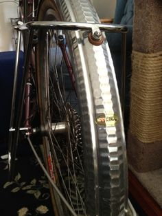 Best Fender for a bike with 650x42b Hetres? - Bike Forums