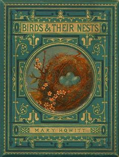 Birds & Their Nests by Mary Howitt. 1895