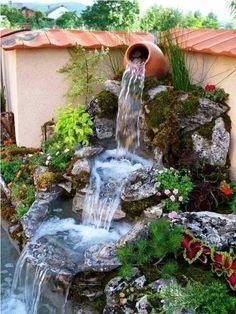 cascada artificiala 7