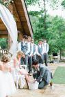 Rustic, Elegant Georgia wedding