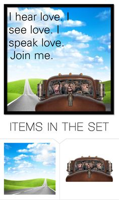 """""""Come join me"""" by barebear1965 ❤ liked on Polyvore featuring art"""