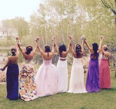 Prom group pictures, prom picture, cute prom ideas, prom group, prom girls