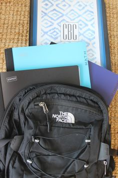 Preppy by the Sea: What's In My Backpack