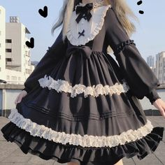 Edgy Outfits, Pretty Outfits, Pretty Dresses, Cute Outfits, Gothic Outfits, Long Dresses, Maxi Dresses, Casual Dresses, Summer Dresses