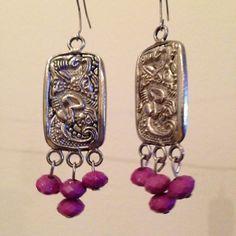 Earnings Handmade in El Salvador Jewelry Earrings
