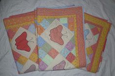(7) Name: 'Quilting : Grandmother's Butterflies