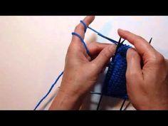 Knitted Basic Booties/Slippers For Baby Part 2/2 - Pletene Backurky Pro Batole Cast 2/2 - YouTube