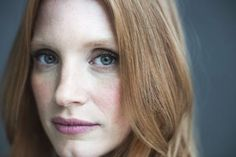 Up close and personal with Jessica Chastain