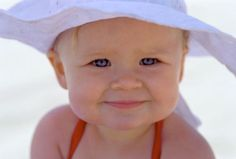 Beach Baby Photography