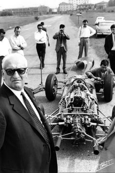 Enzo Ferrari, a legend in real life and after, he inspired the whole automotive industry with a plethora of engines, cars, prototypes and production vehicles, from racers, commuters to exotics.