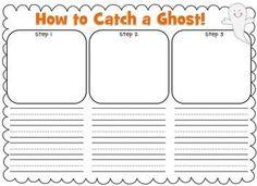 One Haunted Halloween! {Math & Literacy Activities}