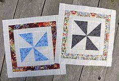 pinwheel square