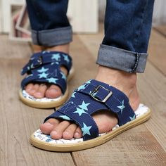 Wholesale!Free Shipping shoes for men Summer beach slippers ...
