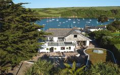 Property for sale in Cornwall. House for sale House & One Bedroom Studio, Freshwater Lane, St Mawes, Cornwall TR2 5AR