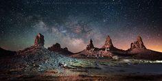 Trona+Pinnacles,+Most+Unusual+Geologic+Wonders+in+the+California+Desert