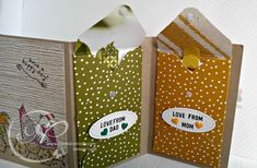 Cards in my Blog - a Happy 50th for daughter.