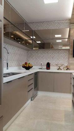 Stylish Modern Kitchen Cabinet 127 Design Ideas