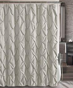 Taupe Carmen Shower Curtain