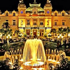 My favorite place, Monte Carlo!