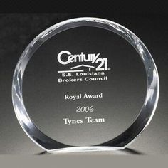 Acrylic Crystal Plaque with Logo Engraving Wholesale Cheap Promotional Suppliers