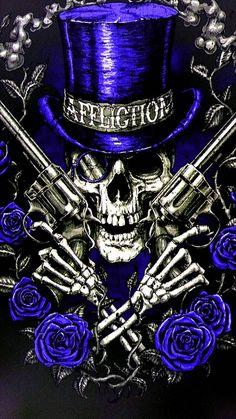 blue affliction wallpaper by - - Free on ZEDGE™ Ghost Rider Wallpaper, Joker Hd Wallpaper, Hacker Wallpaper, Skull Wallpaper, Reaper Drawing, Arte Cholo, Skull Rose Tattoos, Grim Reaper Art, Joker Images