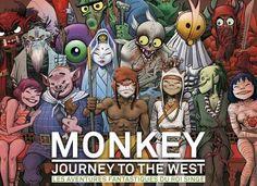 Gorillaz: Monkey King