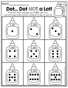 BACK TO SCHOOL NO PREP MATH AND LITERACY PACKET (KINDERGARTEN) - TeachersPayTeachers.com