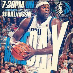 Game day! Mavs regular season home finale tonight versus the Warriors at 7:30pm CST on Fox Sports Southwest . #dalvsgsw