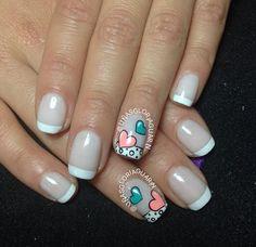 Nail Art, Beauty, Stickers, Finger Nails, Short Nails, Pedicures, Nail Arts