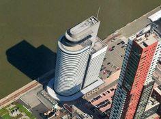 Norman Foster, World Port Centre, 2000, Rotterdam The Netherlands