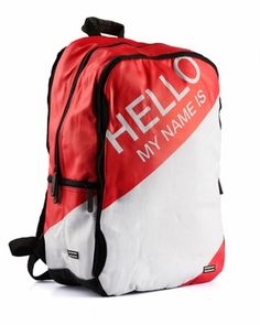 Sprayground Hello My Name Is… Backpack