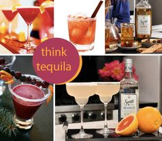 3 amazing cocktails with tequila for winter parties