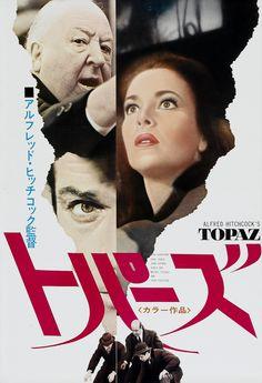 Topaz, Hitchcock, 1969