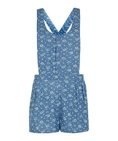 http://www.newlook.com/shop/womens/playsuits-and-jumpsuits/parisian-blue-floral-pinafore-playsuit_289229940