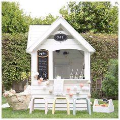 To call this a playhouse is a bit of an understatement #brightlablights pc: @winterdaisykids
