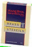"""Young Bros. 25338 Brass Stencils 2-1/2"""" Letters by Young Bros.. $38.51. Adjustable and interlocking, Gothic-style characters for horizontal composition. Stencils adjust quickly for perfect character alignment, spacing and clean, bold characters. Use for marking shipments, making signs and other identification.    LETTERS ONLY - SINGLE SETS  33 PIECES - A B C D E F G H I J K L M N O P Q R S T U V W X Y Z &  1 Beginner, 1 Period Ender, 1 Spacer, 1 Period, 1 Comma, an..."""