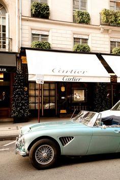 Cartier paris beautiful city vintage cars, luxury lifestyle et cartier. Retro Cars, Vintage Cars, Antique Cars, Design Management, Ferrari, Lamborghini, Honda Cbr 1000rr, Luxury Living, Old Cars