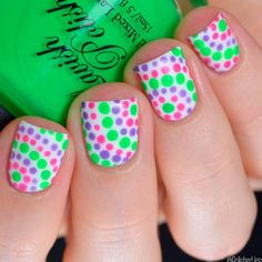 nail-designs-for-summer-21 French Nail Designs Trends 2018 Nail Art French Nail #summernaildesigns #summernails
