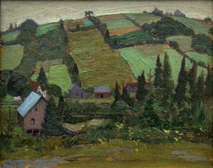 James Edward Hervey MacDonald, 'Petite Riviere, Nova Scotia' at Mayberry Fine Art x Landscape Quilts, Abstract Landscape, Landscape Paintings, Landscapes, Group Of Seven Paintings, Paintings I Love, Canadian Painters, Canadian Artists, East Coast Canada