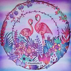 #MagicalJungle #JohannaBasford #MyCreativeEscape #JohannaBasfordMagicalJungle…