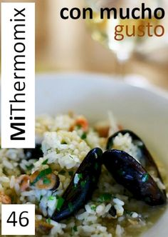 "Find magazines, catalogs and publications about ""thermomix"", and discover more great content on issuu. Book Study, Canapes, Bellini, Mexican Food Recipes, Tapas, Make It Simple, Food To Make, Seafood, Meals"