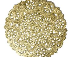 Quot Charger Plate Quot Gold Doilies 12 Inch Google Search Mom