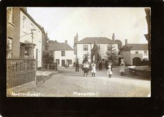North Curry Village, Somerset, England. Some of my ancestors were from North Curry - if you're researching the Denman, Broom or Baskett families, do get in touch! esjones <at> btopenworld.com