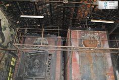 #Sassari, #Fai, nella sala caldaia le macchine sono ormai spente all'ex oleificio Ardisson