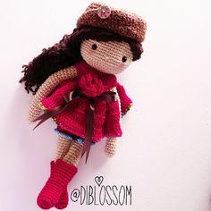 ☆ Amigurumi Patterns, Amigurumi Doll, Doll Patterns, Crochet Patterns, Crochet For Boys, Crochet Baby, Knit Crochet, Knitted Dolls, Crochet Dolls