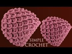 How To Crochet Peacock Feather Stitch Hat - Crochet Ideas Knitting For BeginnersCrochet For BeginnersCrochet Hair StylesCrochet Bag Crochet Gifts, Easy Crochet, Crochet Baby, Free Crochet, Loom Knitting, Baby Knitting, Knitting Patterns, Crochet Patterns, Hat Patterns