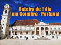 Fiz um exercício de isenção e selecionei aquelas atrações turísticas que acredito que para quem planeja um roteiro de 1 dia em Coimbra, apesar de achar que